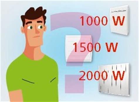 puissance radiateur electrique chambre comment calculer la puissance idéale de vos radiateurs
