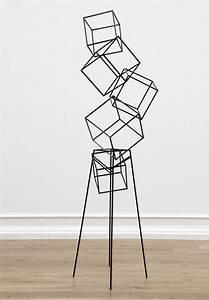 eva rothschild's modern art sculptures