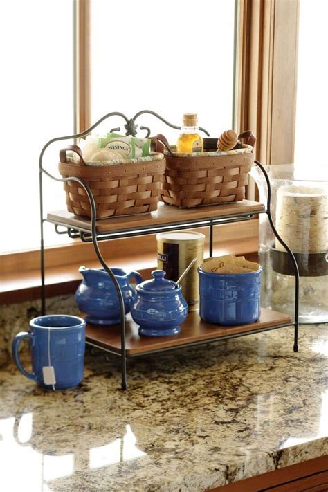23 Best Clutter Free Kitchen Countertop Ideas and Designs