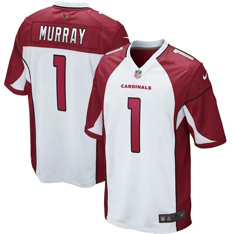 Kyler Murray Arizona Cardinals Nike Game Player Jersey - White