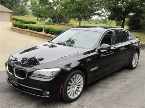 online service manuals 2012 bmw 7 series security system find used 2012 bmw 750 li sedan 7 series x drive super clean one owner in bucyrus