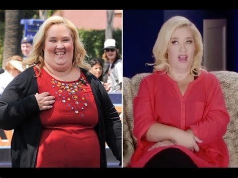 Mama June New Body  Mama June Before And After Pics