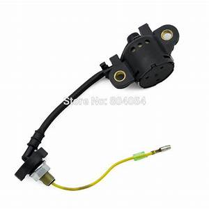 Complete Fuel Low Oil Sensor Switch 8hp 9hp 11hp 13hp For Honda Gx340 Gx390 Engine Gas