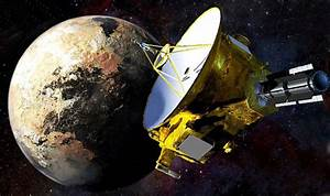 NASA's New Horizons spaceship leaves Pluto for FIVE ...