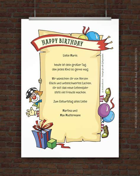geburtstagskarte selber drucken drucke selbst kostenlose geburtstagskarte happy birthday zum ausdrucken