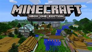 Minecraft Launches For Xbox One And PS4 This Friday