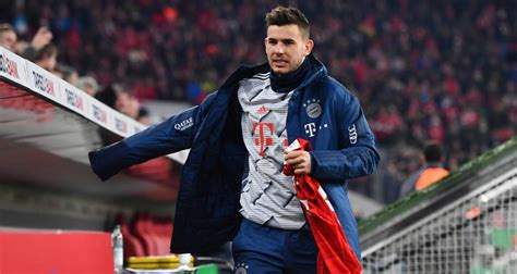 Bayern Munich : et revoilà Lucas Hernandez