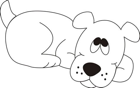 Dog Coloring Pages For Preschoolers Preschool To Or