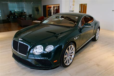 2017 Bentley Continental Gt V8 S Stock 7nc061201 For