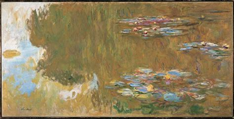 five claude monet water paintings come to tate