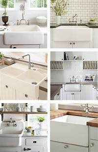 country kitchen sinks natural modern interiors: Country Kitchen Design Ideas :: KItchen Sinks