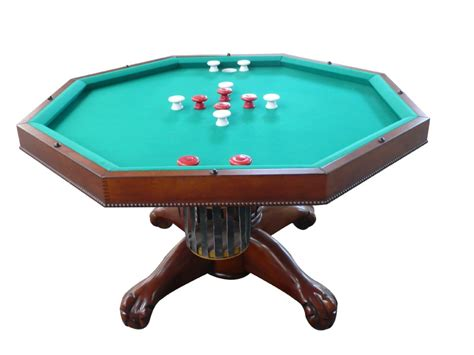 """Octagon 54"""" 3 In 1 Slate Bumper Pool Table  Antique Walnut. Tween Desks. Stainless Steel Kitchen Work Table. Modern Kitchen Table. Office Max Desks. Mirrored Night Table. Tool Free Desk. Bunk Beds With Drawer Stairs. Breakfast Area Table"""