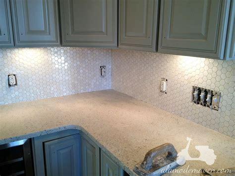 hexagon tile kitchen backsplash hexagon tile popular for backsplash joy studio design gallery best design