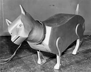 1940 - Sparko The Robot Dog -  American