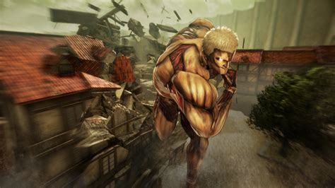 attack  titan wings  freedom ps playstation  game profile news reviews