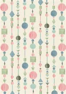 Pretty Pastel Pattern Design