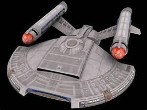 Enterprise Era Federation Ship Renders Image