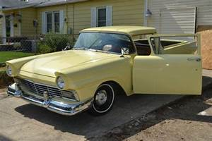 Sell Used 1957 Ford Ranchero 71 000 Original Miles 312 V
