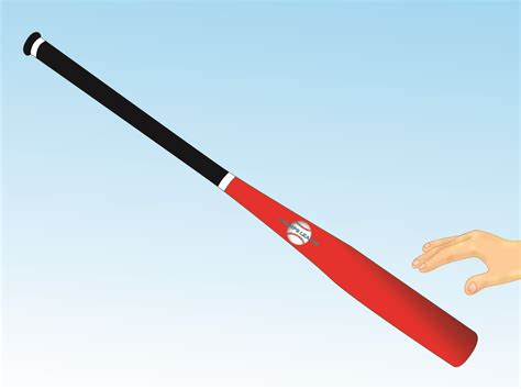 paint  baseball bat  steps  pictures wikihow