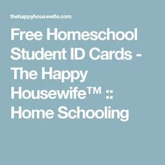 Homeschool Id Template by How To Make A Photo Id For Homeschool Teachers And