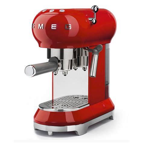 smeg ecf espresso coffee machine