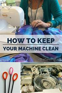 Keep Your Machine Clean And Running Like A Champ With