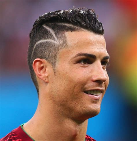 cristiano ronaldo hairstyles  celebrity hairstyles
