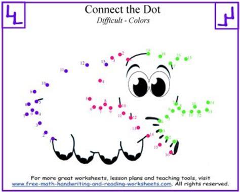dot  dot worksheetslearning shapes colors