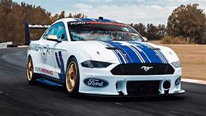 News - Ford Performance Reveals Mustang Supercar