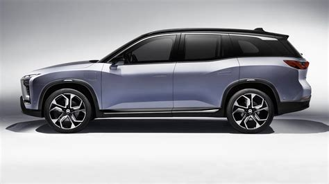 Seater Suvs by 2018 Nio Es8 7 Seater High Performance Electric Suv