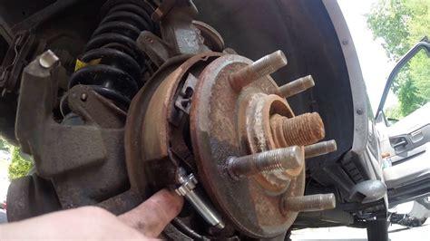 ford explorer parking brake adjustment youtube