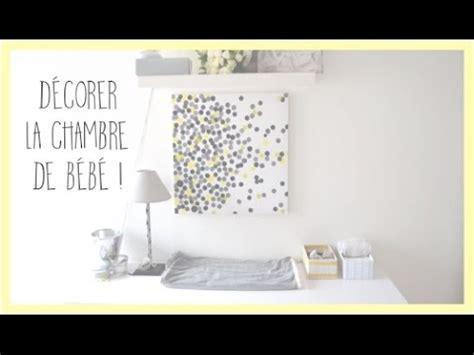 décorer une chambre de bébé diy décorer la chambre de bébé zaïna