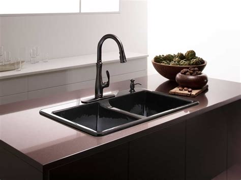 a drop in sink in your kitchen wearefound home design