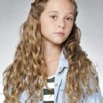 long curly Hairstyles for Kids Girls : Woman Fashion