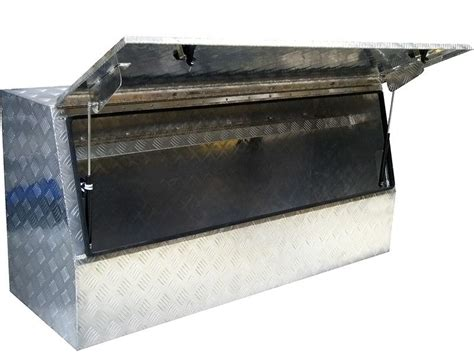 Bed Tool Boxes by Aluminum Truck 57 Quot Flat Bed Tool Box Rv C
