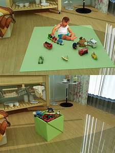 Carpet Storage Box
