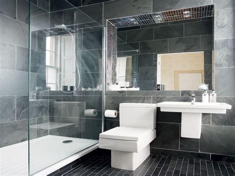 Badezimmer Modern Grau by Utility Rooms Small Spaces Modern Grey Bathroom Modern