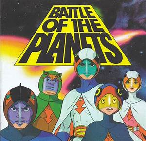 What Anime Means To Me: Battle of the Planets ...