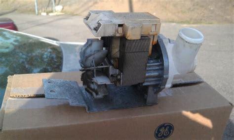 ge washer repair drain pump sdacc
