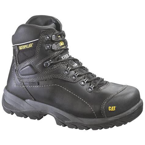 diagnostic waterproof steel toe 39 s caterpillar diagnostic hi waterproof steel toe work