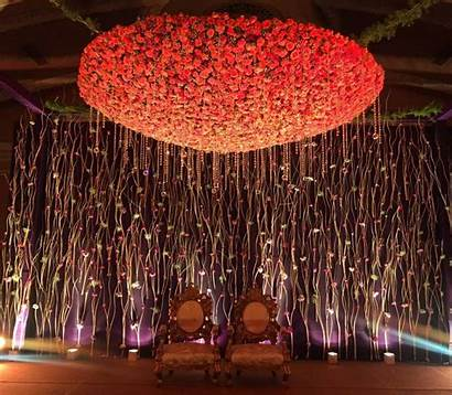 Stage Simple Reception Decorations Decoration Night Decors