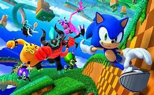 Prximo Sonic Dever Sair Para Wii U PS4 E Xbox One