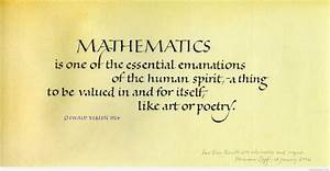 Math awesome quotes with love
