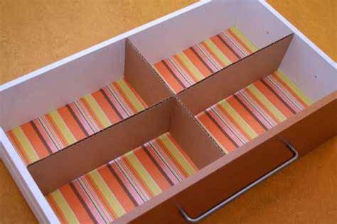 how to make drawer dividers diy wednesdays drawer divider design sponge