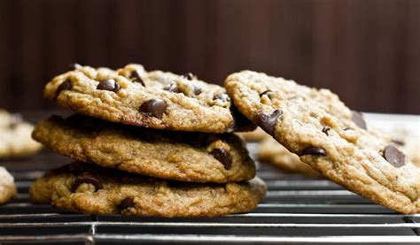 vegan chocolate chip cookies vegan chocolate chip cookies oh she glows