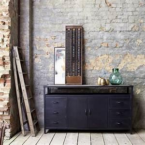 Objet Deco Style Industriel : le style industriel par tikamoon ~ Melissatoandfro.com Idées de Décoration