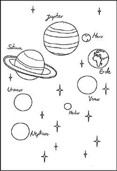 malvorlagen planeten sterne malen malvorlagen und