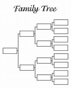 Family Tree Template - beepmunk