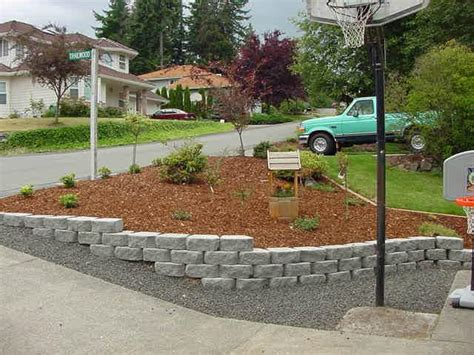 retaining wall block styles block retaining walls windy point services inc