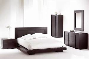 Modern Wood Bedroom Furniture Raya Furniture